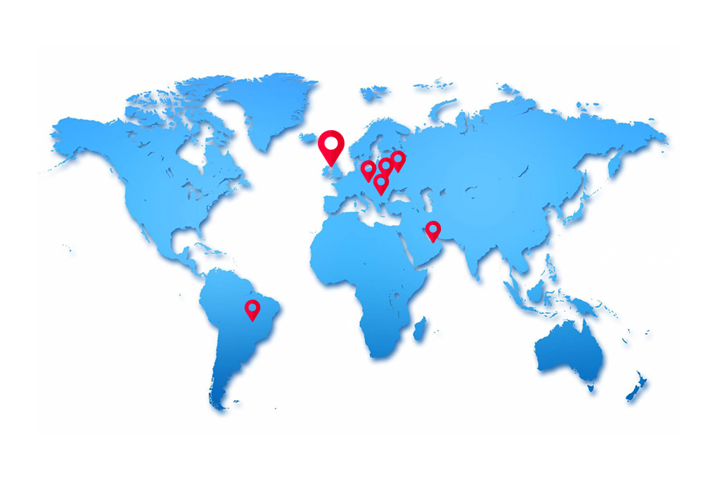 map international trading representati